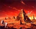 Alien-Pyramids