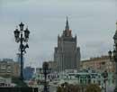 Μόσχα - Το κρησφύγετο του Στάλιν