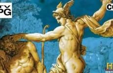 θεοί και Εξωγήινοι (Eng)